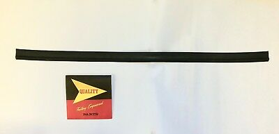 1960-1964 Chrysler, Dodge, DeSoto  C-Body Hood-To-Cowl Rubber Seal!