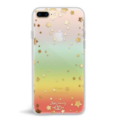 ZERO GRAVITY For iPhone 7 Plus / 8 Plus Infinity Case Cover - Stars Marble Clear
