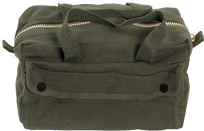 "Mechanics Tool Bag 11"" Black or Olive"
