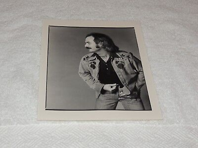 Grateful Dead / Bill Kreutzman  - 8 x 10 Original Photo Print -Being a Prankster