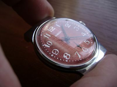 NEW.Vintage russian mechanical watch Zim - Pobeda Men's Soviet USSR