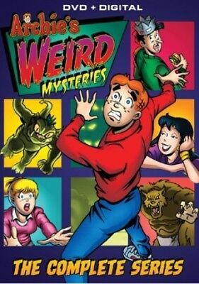 Archies Weird Mysteries: Complete Series 683904546364 (DVD Used Like New)
