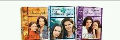 Gilmore Girls: The Complete First Second Third Seasons 1-3 Dvd Sets New Sealed