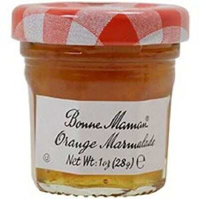 15 x Mini Jars - Bonne Maman Orange Marmalade 30g