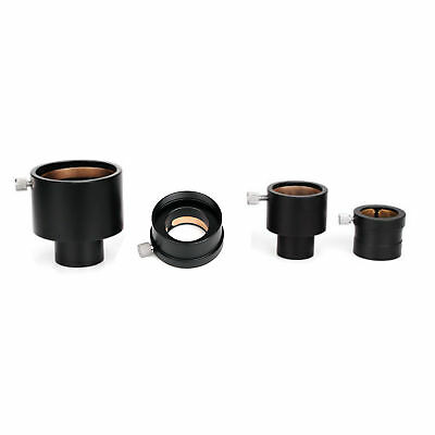 "New 1.25"" to 0.965""&0.965"" to 1.25""&2"" to 1.25""&1.25"" to 2"" Eyepiece Adapter Set"