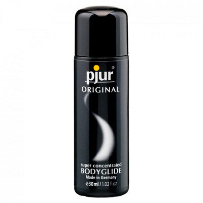 Pjur Original Bodyglide Lubricant Massage 30ml Extra Long Lasting Silicone Lube