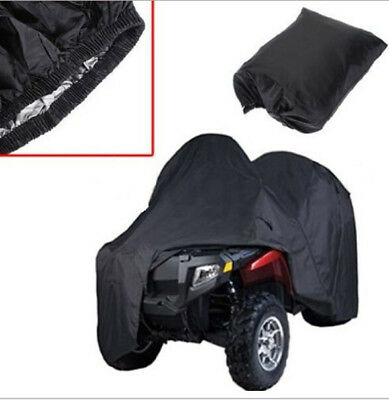 XXXL Waterproof Quad Bike ATV Storage Cover Fits Polaris Honda Yamaha Suzuki MK1