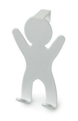 Blue Canyon Spectrum Plastic Overdoor Hook Man White