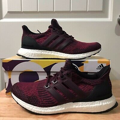 Adidas Womens UltraBoost 3.0 Women s Maroon  Black S82058 Burgundy Gold 8e88e3d5a