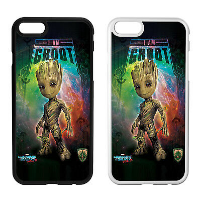 GROOT Poster Guardians of the Galaxy Phone Case Cover for iPhone Samsung Marvel