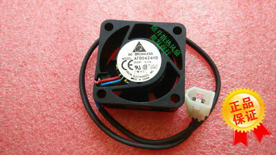for  Delta 4020 AFB0424HD DC24V 0.11A 40*20MM Inverter 4CM Cooling Fan