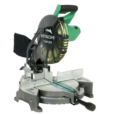 Hitachi C10FCE2 10 -Inch Compound Miter Saw