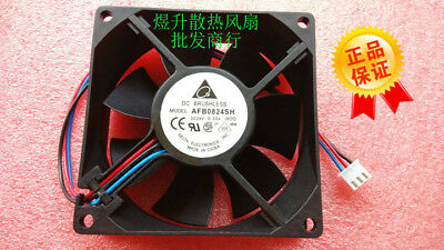 for  Delta 8025 AFB0824SH DC24V 0.33A 80*25MM Inverter 8CM Cooling Fan