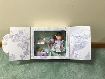 New Vintage 1998 Madeline Birthday Celebration Special Edition Doll Boxed Set