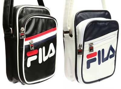 90S STYLE FILA BayWood Sports Duffel Gym Bag 100% Authentic Sports ... c7e5738381e36