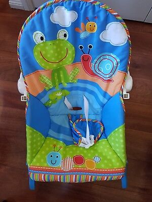 Fisher Price baby bouncer in good used condition