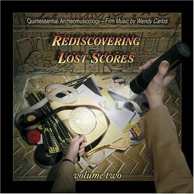 Rediscovering Lost Scores, Vol. 2
