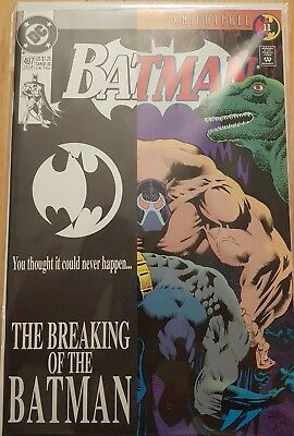 Batman 497 **Near Mint**