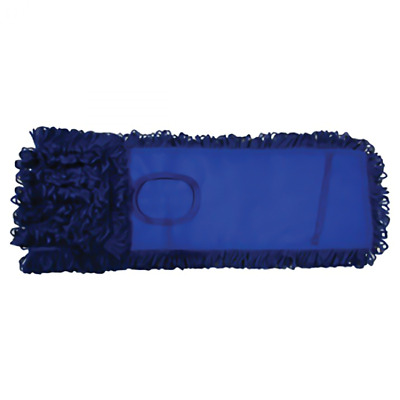 "IPC Eagle Microfiber Looped End Dust Mop Heads (5"" x 24"" )"