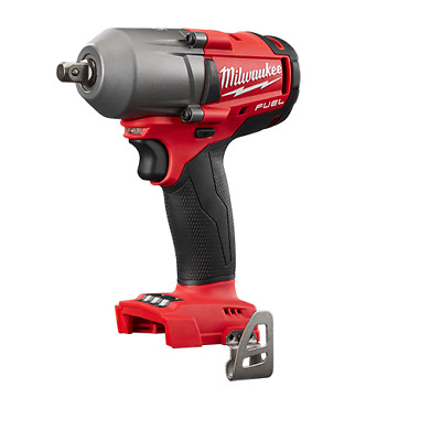 """Milwaukee 2860-20 M18 FUEL™ 1/2"""" Mid-Torque Impact Wrench with Pin Detent (Tool"""