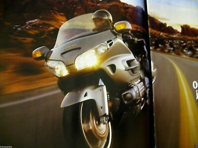 2002 Honda Gold Wing 1800 Journey Of A Lifetime