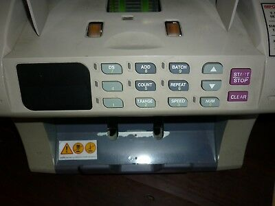 Billcon N-120 Currency Cash Counter