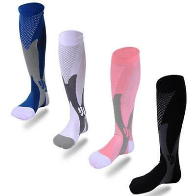 Compression Socks Stockings Graduated Support Men's Women's (S-XXL) AU Stock