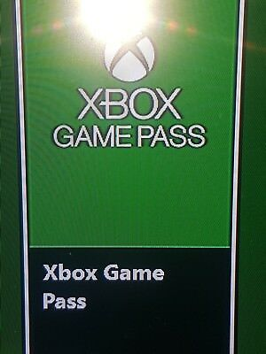 6 Monate Xbox Gamepass Abonnement