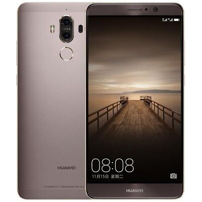 """5.9""""Huawei Mate 9 4G 64GB Android7.0 Téléphone 8Core 2Card Smartphone Global"""