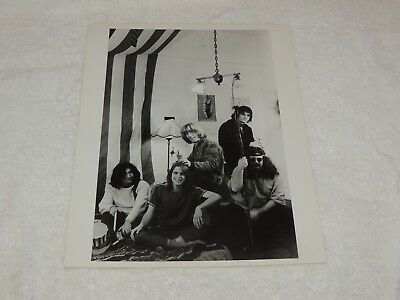 "Grateful Dead - Gene Anthony 8"" x 10"" - Black & White Print - The band in 710!!!"