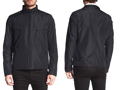 Barbour International 'Atrous' Waterproof & Breathable Slim Jacket w/Hood M $379