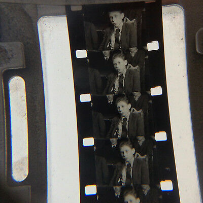 16mm student film WRITTEN EVIDENCE rare British movie making educational school