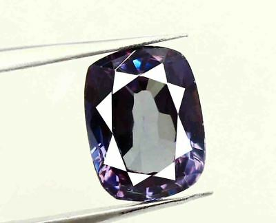8.80Ct EGL Certified Natural Magnificent Color Changing Alexandrite Gems AR4311