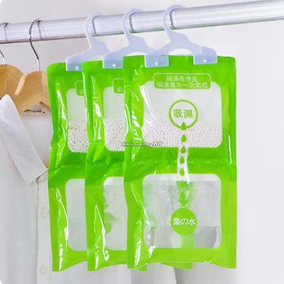 Wardrobe Hanging Anti Moisture Deodorizin Dehumidification Desiccant C1MY