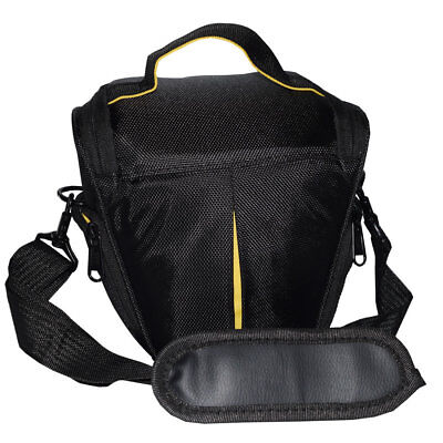 Waterproof DSLR SLR Camera Bag Shoulder Case For Canon EOS Nikon Sony Panasonic