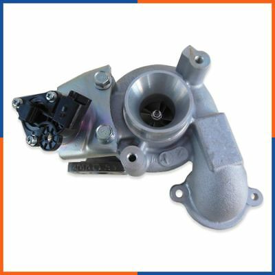 Turbocharger for CITROËN FORD PEUGEOT - 1.6 HDi 92 hp 49373-02002, 49373-02003