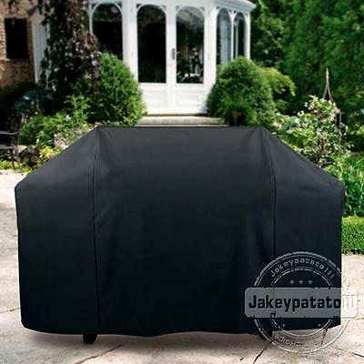 Durable Barbecue Cover Yard Garden Patio BBQ Grill Dust / Rain / UV Proof