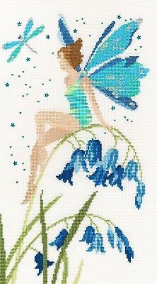 Bothy Threads Stardust Fairy Counted Cross Stitch Kit By Sue Waddicor - Xf6