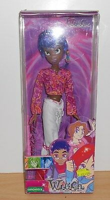 TARANEE Disney W.I.T.C.H. Comic Doll WILL 32 cm Witch BY CONCENTRA PORTUGAL