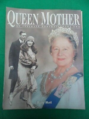 Daily Mail Supplement - Queen Mother an intimate portrait - Part 2
