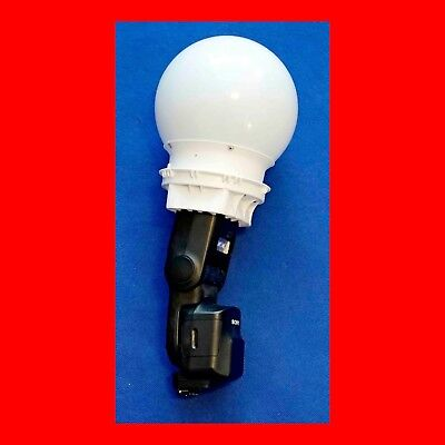 Globe Flash Diffuser for Sony HVL-F60M HVL-F58AM - suit Magmod Gary Fong Stofen