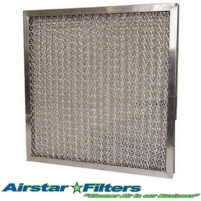 Permanent Washable 18x18x1 Dust Pollen Merv 8 Replacement AC Furnace Air Filter
