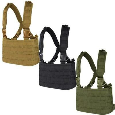 CONDOR OPS Chest Rig | Tactical Military Molle Vest Carry System