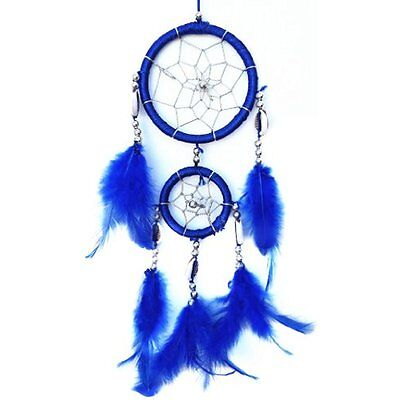 Dream Catcher Car Wall Hanging Ornament -2RDBL (with Logo Bag)