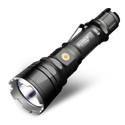 Klarus XT12GT Hunting Camping & Tactical LED Torch | USB Rechargeable Flashlight