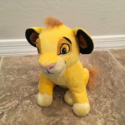 Cloud B Simba Plush- Sleeping Sounds Soother- Disney Lion King Crib Toy
