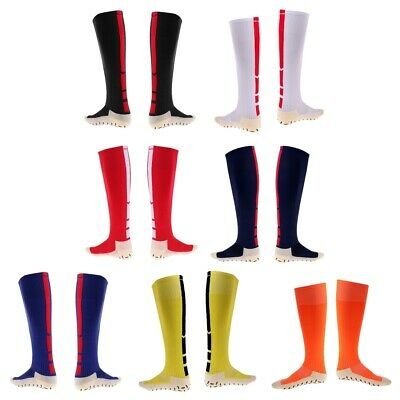 Lovoski Football Soccer Long Socks Anti Slip Cotton Team Sports Socks Unisex