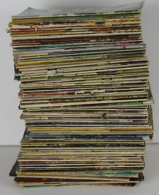 Lot of 90 Workbasket Magazines Home Arts Crafts 1969 to 1977 Patterns Recipes