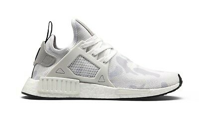 13c486d43 Adidas NMD XR1 White White Black Duck Camo Running BA7233 (641) Men s Shoes