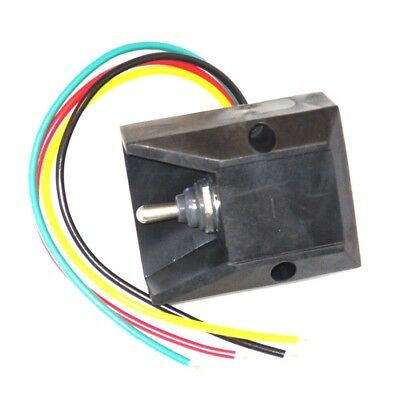 """Maxon 264951 4-wire Replacement Switch w/9"""" leads(aftermarket part NLM4959)"""